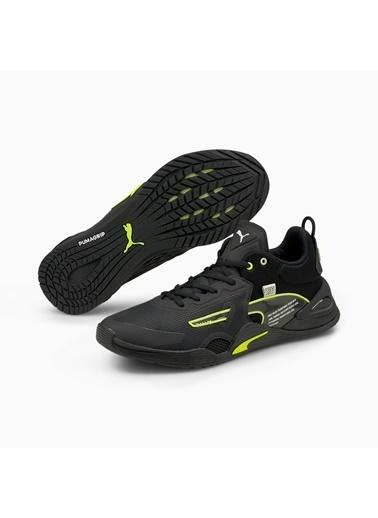 Puma Puma X First Mile Fuse 194422-02 Erkek Spor Ayakkabı Siyah